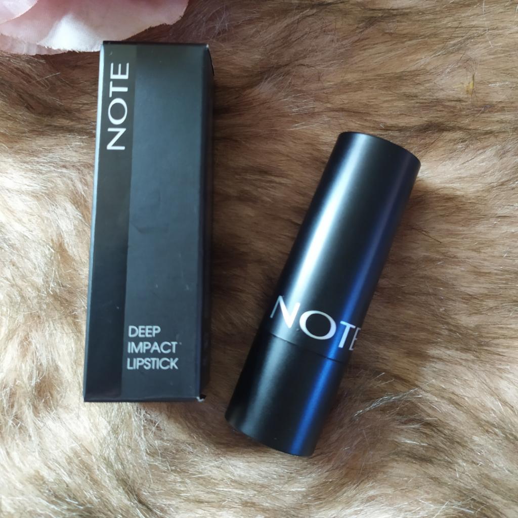 note cosmetics by vosje